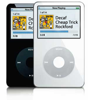 5th generation  ipod