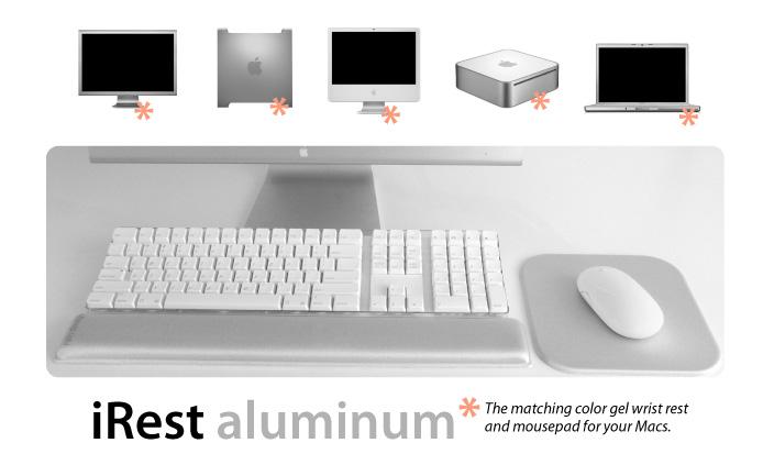 iRest aluminum