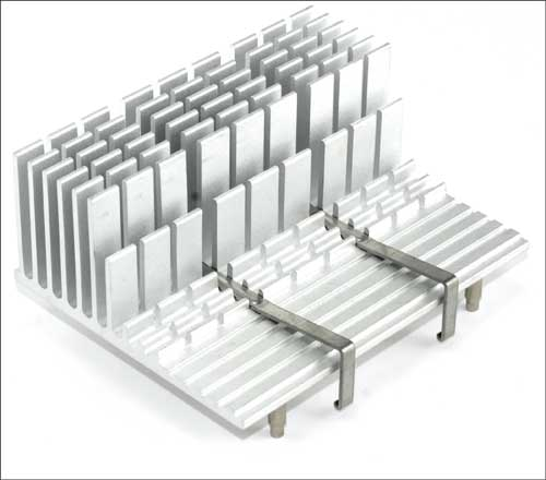 Sawtooth Heatsink