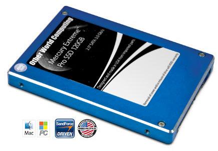 120GB Mercury Extreme Pro SSD