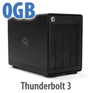 OWC ThunderBay 4 with Thunderbolt 3 - RAID Edition