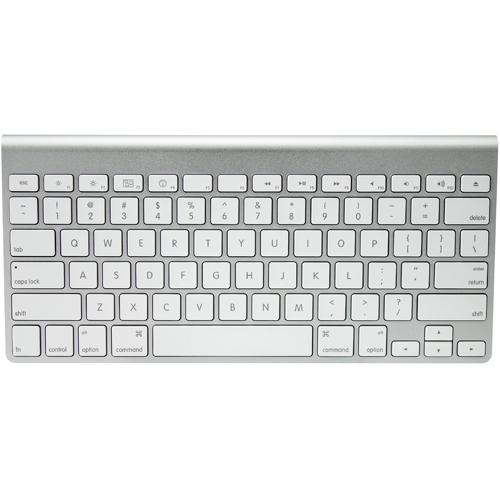 Apple Wireless Keyboard: Connect To Mac Or IPad