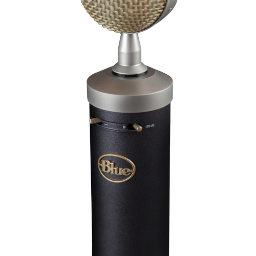 Blue Microphones Baby Bottle Sl Condenser Microphone At