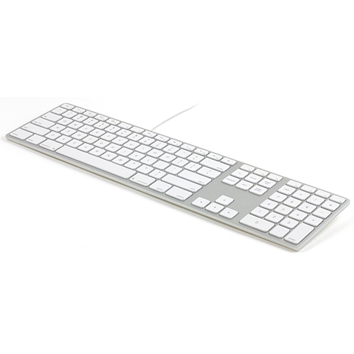 matias fk318s wired aluminum keyboard