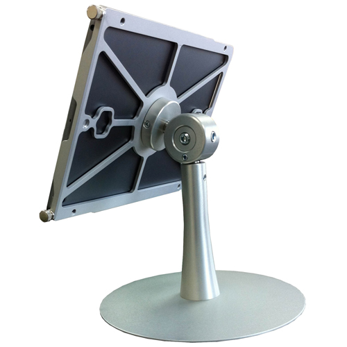 Monitors in Motion Mantis Security Desk Stand for Apple iPad Air