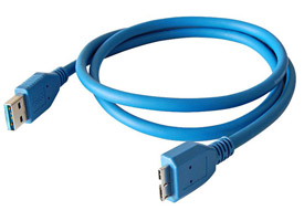 NewerTech USB 3.0 A to Micro B Cable 72 inch