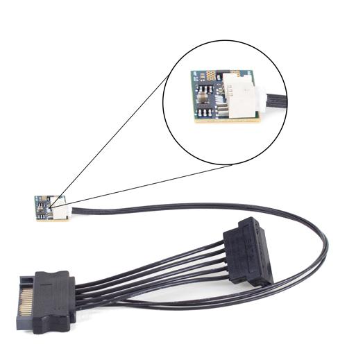 OWC temperature sensor