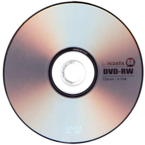 ritek drw 476 rd1 ridata 6x dvd rw 4 7gb blank dvd at. Black Bedroom Furniture Sets. Home Design Ideas