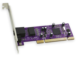 Sonnet Technologies Presto Gigabit Ethernet PCI Card