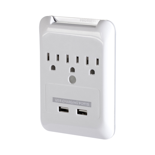Targus APA21US Plug-N-Power wall plug charging... at MacSales.com