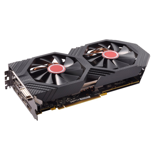 XFX AMD Radeon RX 580 GTS Black Edition PCIe Graphics Card