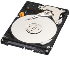 Western Digital 2.5″ Hard Disk Drive