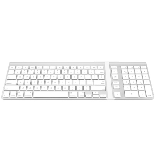 Wireless Aluminum Numeric Keypad For Apple Computers