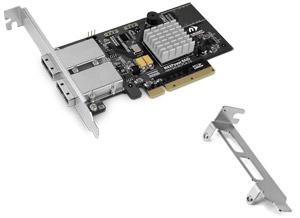 MAXPower RAID mini-SAS 6G includes