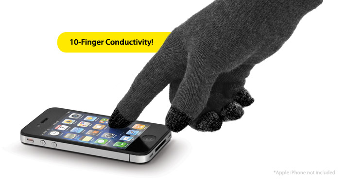 Newer Technology NuTouch Gloves