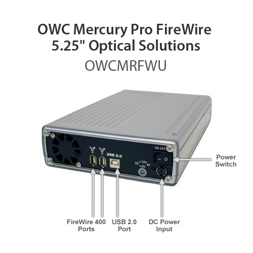 Owc Mercury Elite Dual Drive Raid 3amp 5pin Power Adapter Macfixit