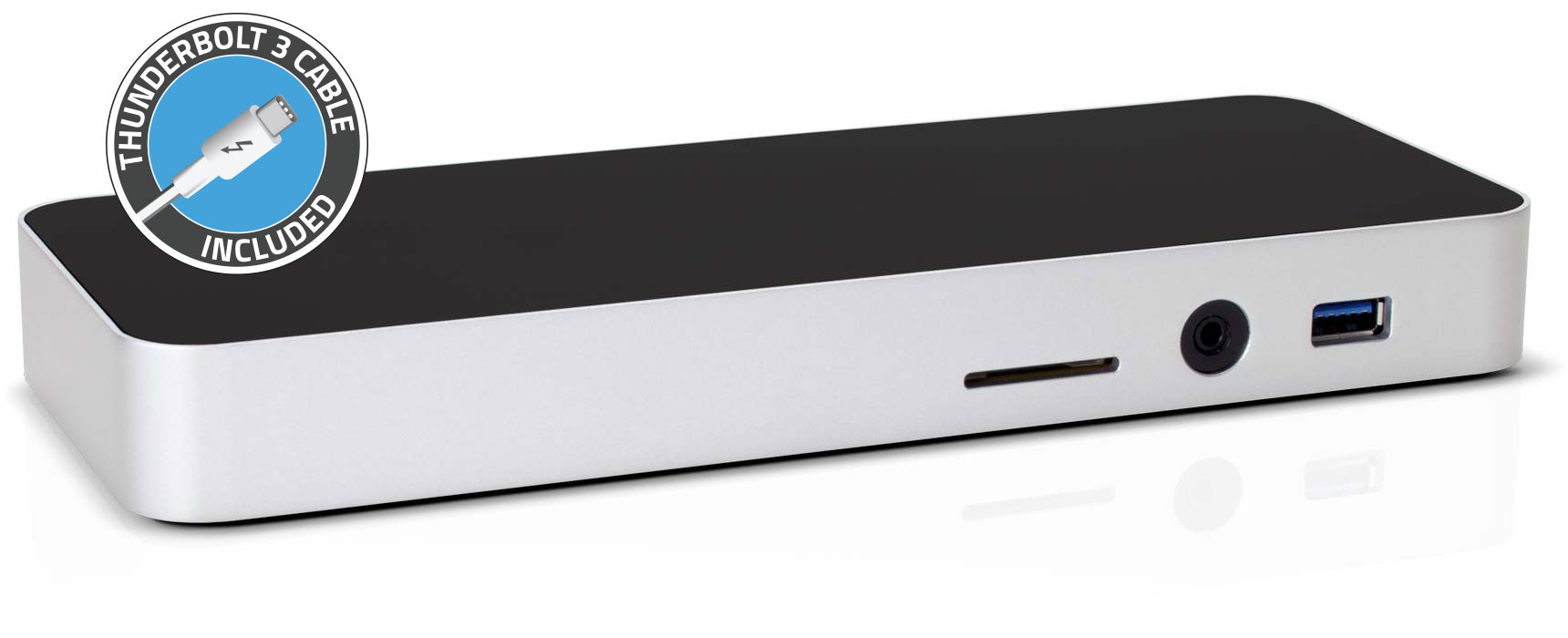 OWC Thunderbolt 3 Dock Front Hero