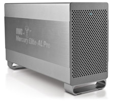 OWC Mercury Elite-AL Pro Dual RAID Enclosure