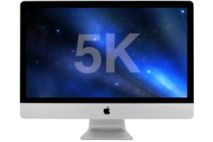iMac 27-Inch Late 2014 / Mid 2015 with Retina 5K display