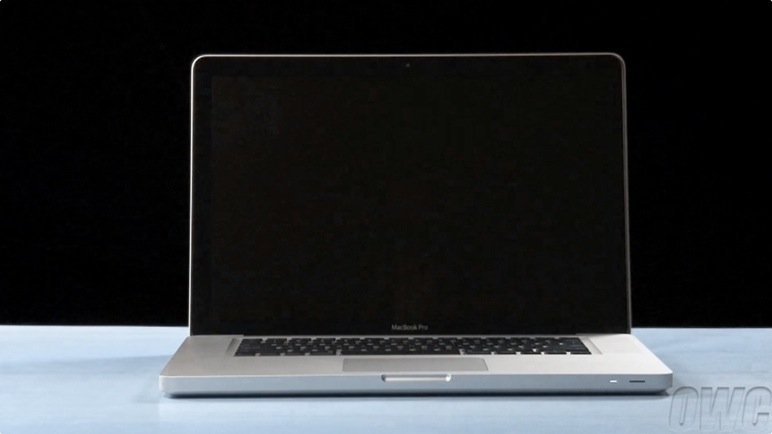 2011-2012 15 Inch MacBook Pro HD Upgrade Step 19a