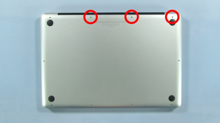 2011-2012 15 Inch MacBook Pro HD Upgrade Step 3