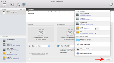 Step By Step: How To Clone Data to a New Mac Hard Drive