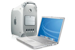 G4 Tower and PowerBook