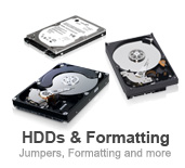 Hard Drives / Formatting